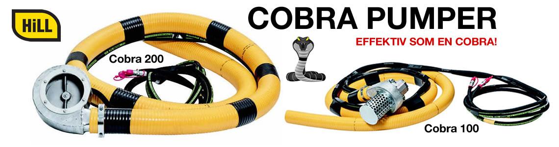 Cobra pumper