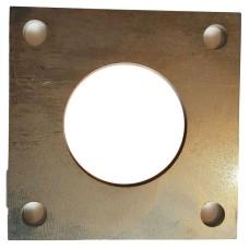 Plate til kulelager, ved pto   HILL 5 - 7 - 9m