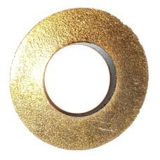 Skive smørenipel  M10x1,5 L=30 mm  Trelager propell